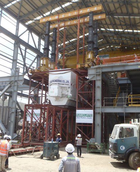 Lift System, Kenya Africa - J.B Rawcliffe