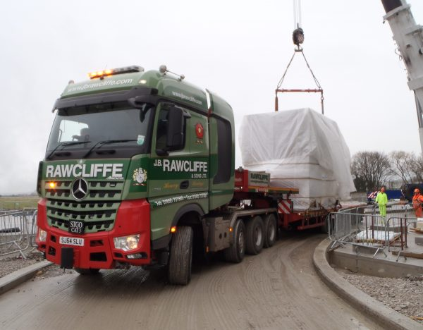 Biomass Storage Installation - J.B Rawcliffe