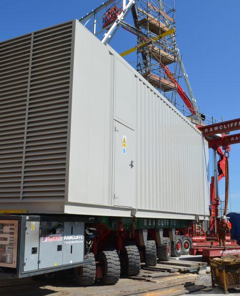 Biomass Generator - J.B Rawcliffe