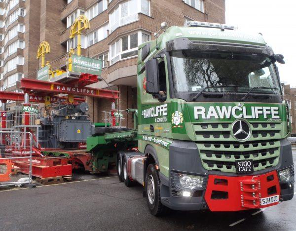 United Lifting London - J.B Rawcliffe