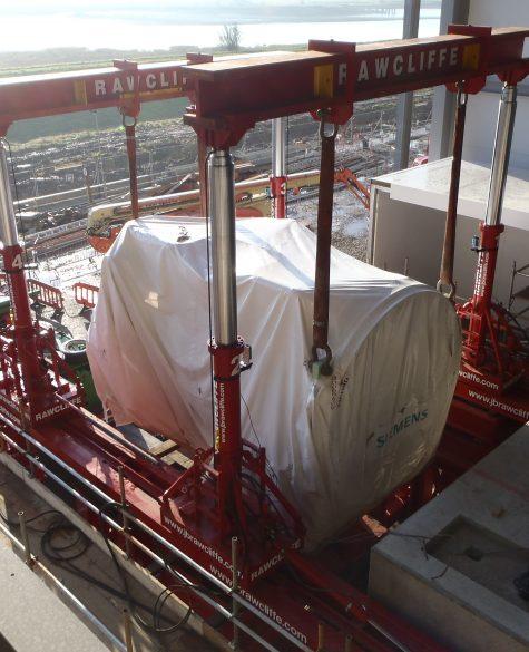 Lift System Project Ridham - J.B Rawcliffe