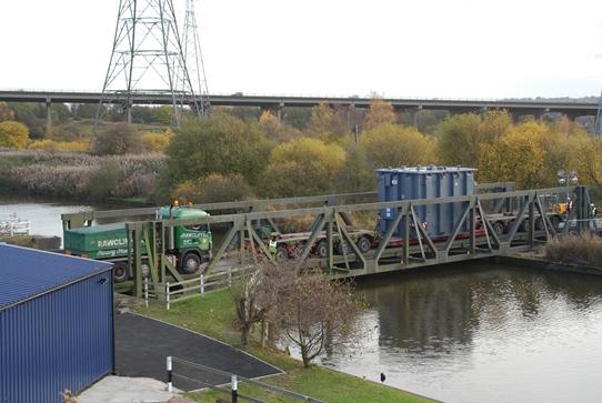 Wide & Abnormal Load Facility - JB Rawcliffe & Sons Ltd