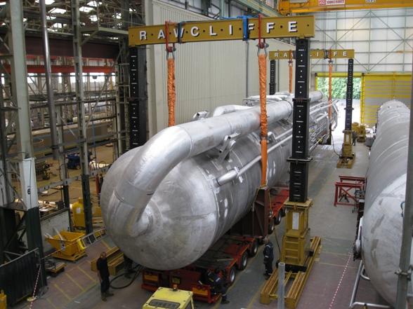 Hydraulic Gantry Lift Systems