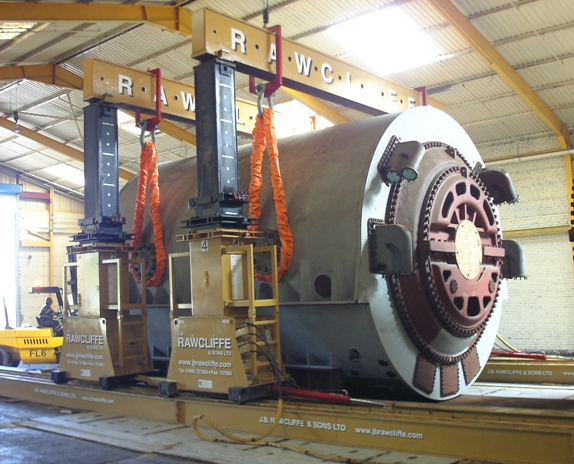 Hydraulic Gantry Lift System
