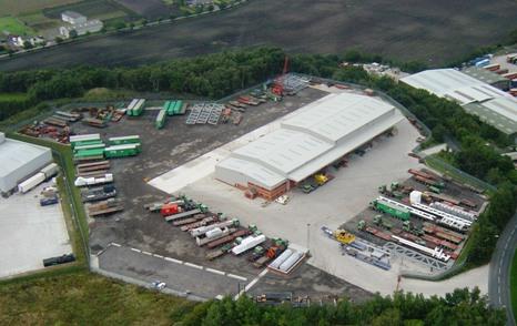 Site Facilities - J.B Rawcliffe