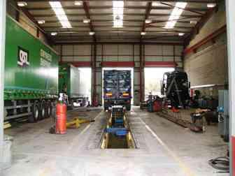 Site Facility Transportation - J.B Rawcliffe