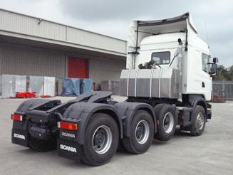 Truck - J.B Rawcliffe
