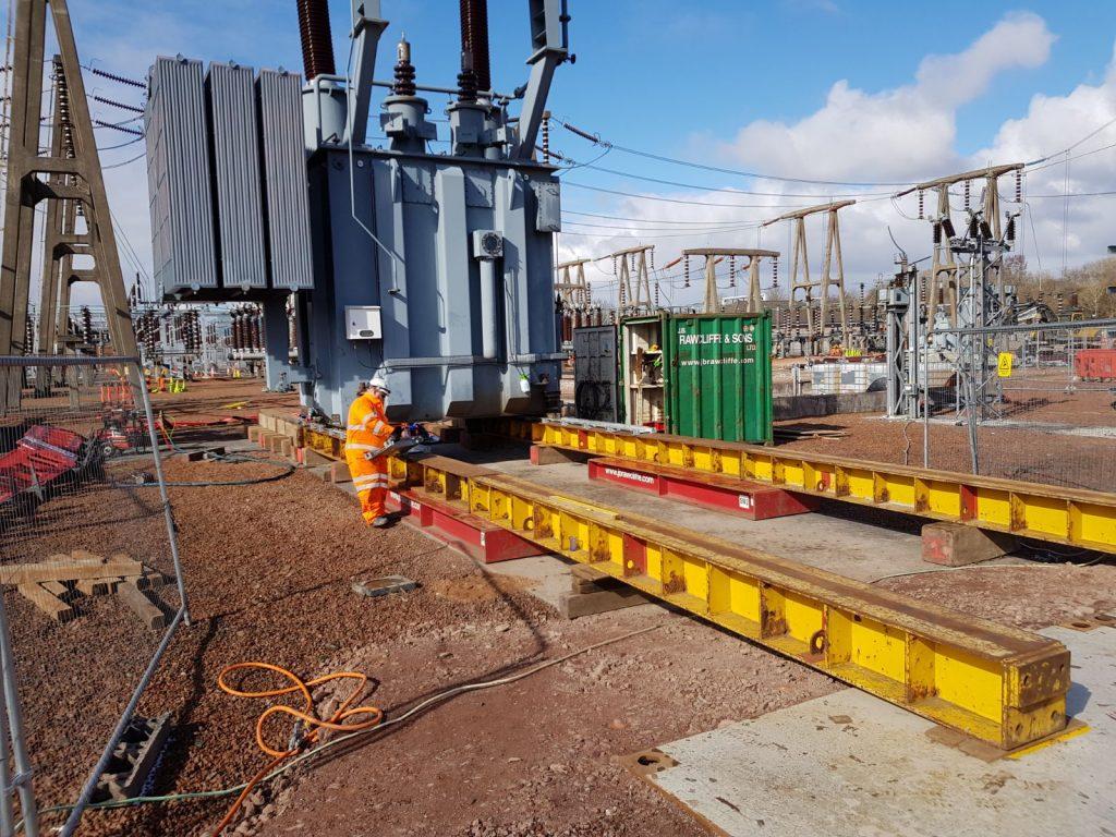 Transformer Installation & Removal