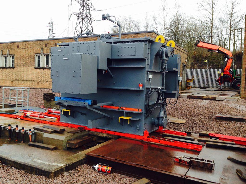 Transformer Installation - JB Rawcliffe