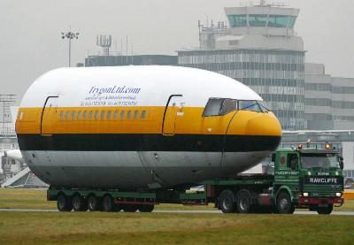 Airport Cargo Handling - J.B Rawcliffe