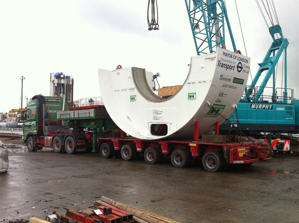 JB Rawcliffe & Sons - Abnormal Load Machinery Movers