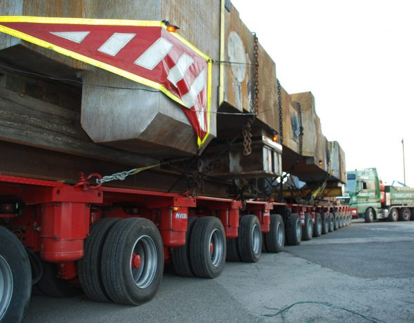 Heavy Goods Transportation - J.B Rawcliffe