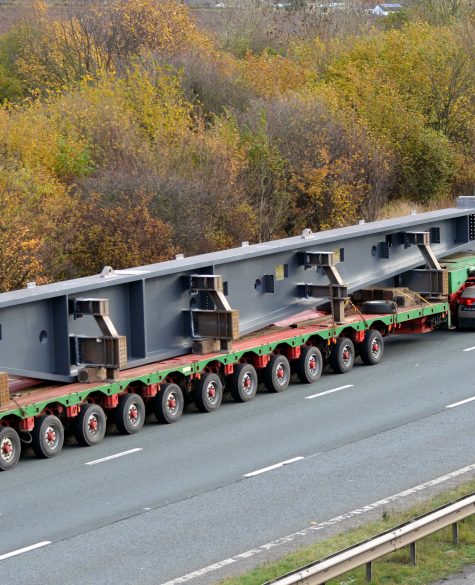 Abnormal Load Transport Facility