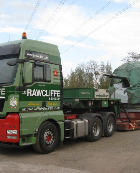 Defence Industry Haulage Transport
