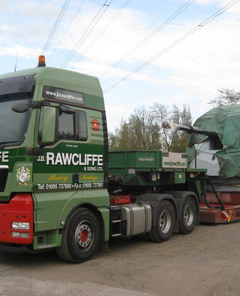 Defence Industry Haulage Transport