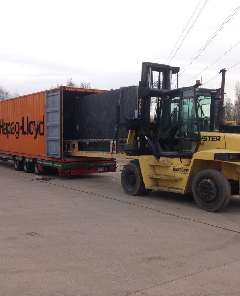 Cargo Handling - J.B Rawcliffe