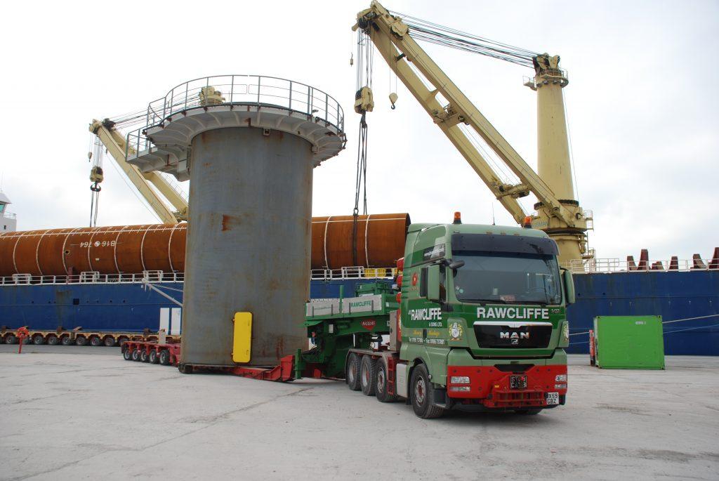JB Rawcliffe & Sons Ltd - Heavy Marine Machinery