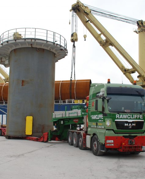 JB Rawcliffe & Sons Ltd - Heavy Marine Machinery